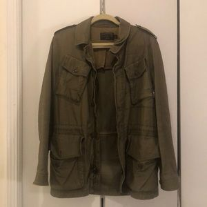 J Crew Fatigue / Cargo / Army Jacket